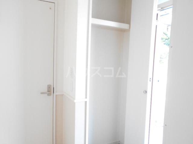 エルメゾンKOTOBUKI B 101号室の収納