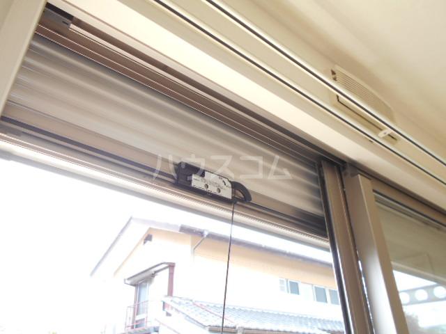 エルメゾンKOTOBUKI B 101号室のセキュリティ