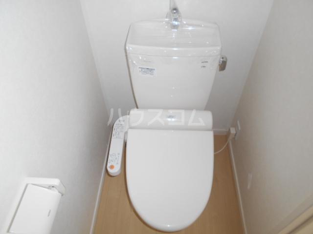 エルメゾンKOTOBUKI B 101号室のトイレ