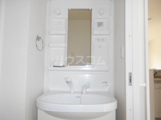 エルメゾンKOTOBUKI B 101号室の洗面所
