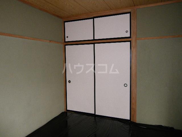 オリエンタルコーポ小林 201号室の収納
