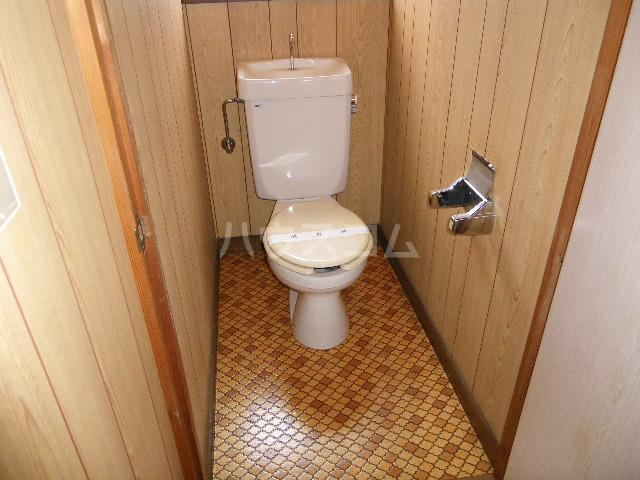オリエンタルコーポ小林 201号室のトイレ
