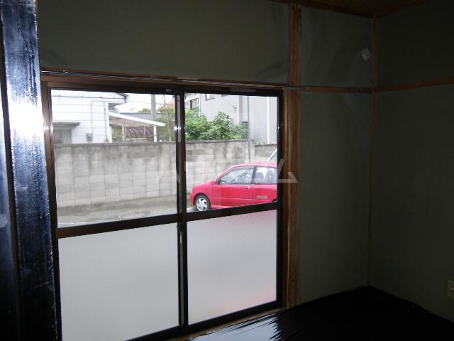 オリエンタルコーポ小林 201号室のベッドルーム