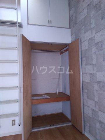 ベルトピアクマガヤ6 204号室の収納