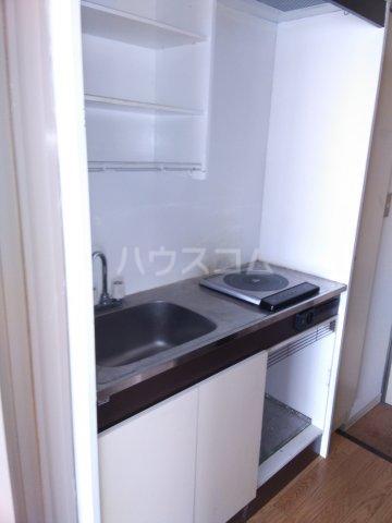 ベルトピアクマガヤ6 204号室のキッチン