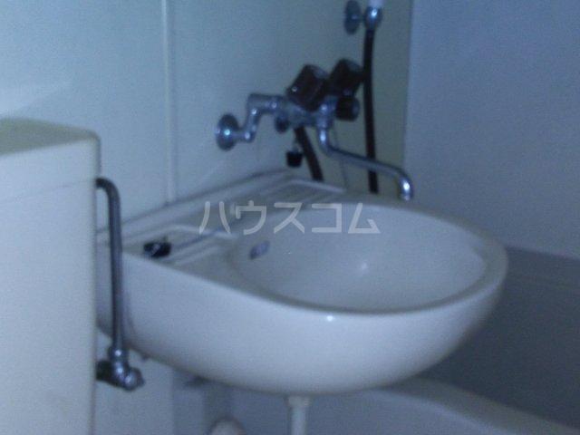 ベルトピアクマガヤ6 204号室の洗面所