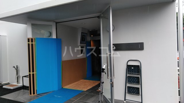 あさひグランレジデンシア高崎Ⅰ 310号室のエントランス