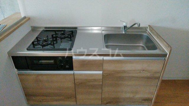 あさひグランレジデンシア高崎Ⅰ 310号室のキッチン