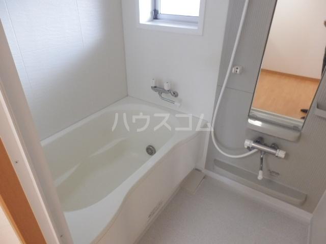 平山マンション 202号室の風呂