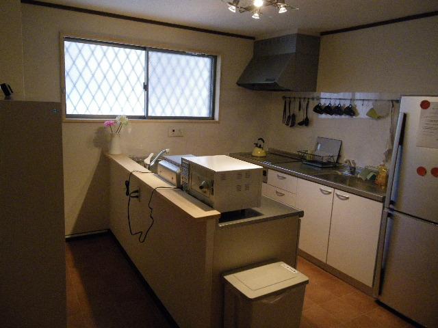 アイビーガーデン 205号室のキッチン