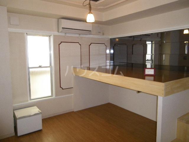 アイビーガーデン 205号室のベッドルーム