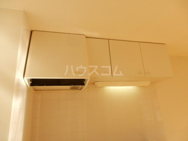光コーポ 201号室の設備