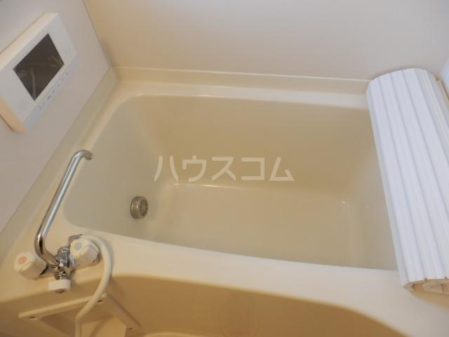 光コーポ 201号室の風呂