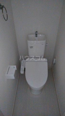 アルティザ北通町 201号室のトイレ