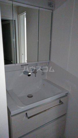 アルティザ北通町 201号室の洗面所