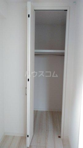 アルティザ北通町 201号室の収納