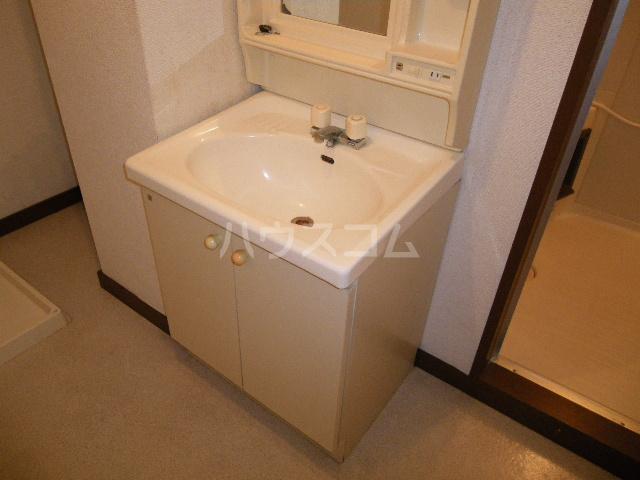 センチュリー21別館 302号室の洗面所
