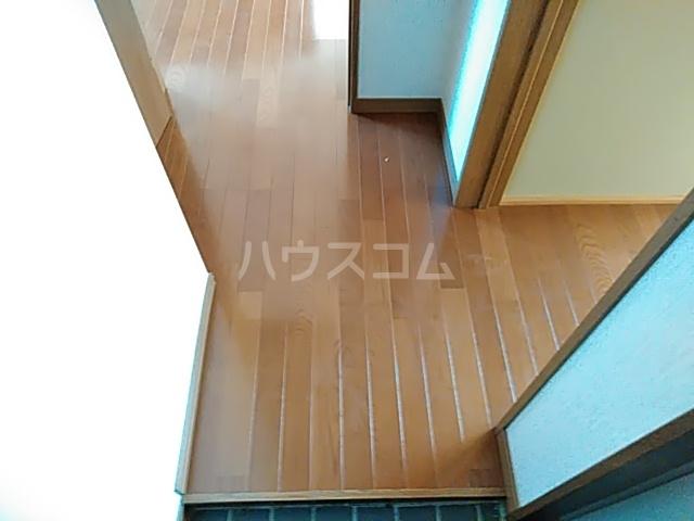 セゾンマツシマⅡ 202号室の玄関