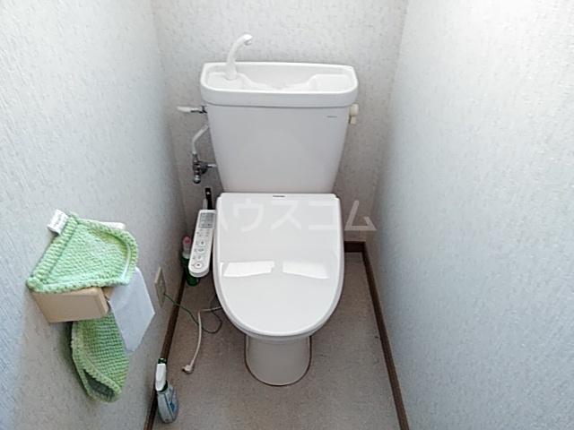 セゾンマツシマⅡ 202号室のトイレ
