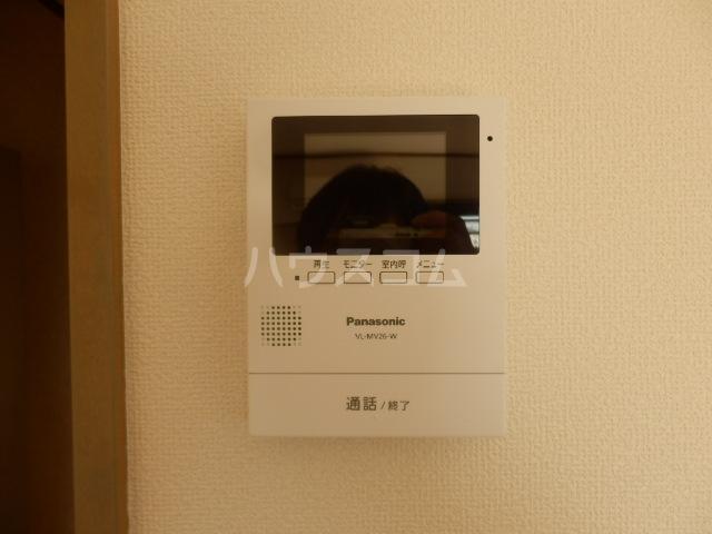 セイラBOX上並榎D 201号室のセキュリティ