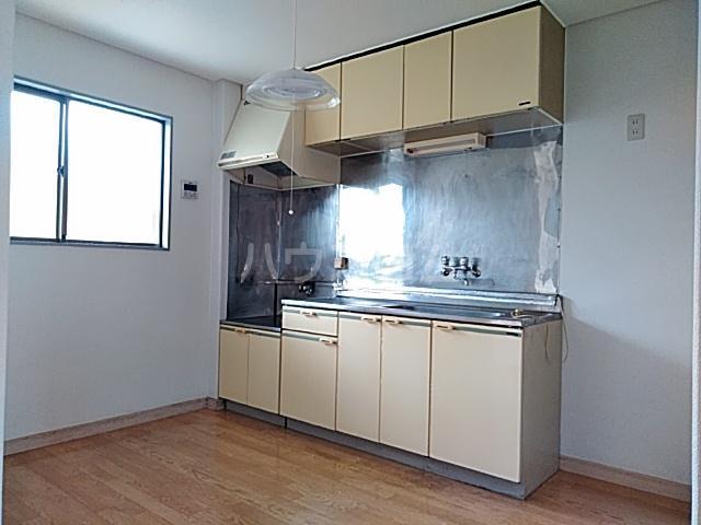 アロマ相生 102号室のキッチン