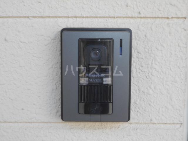 サンパレス渡良瀬A 103号室のセキュリティ