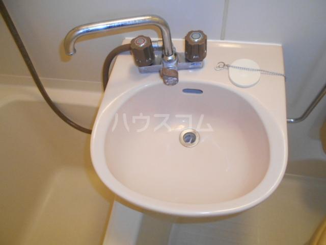 サンパレス渡良瀬A 103号室の洗面所