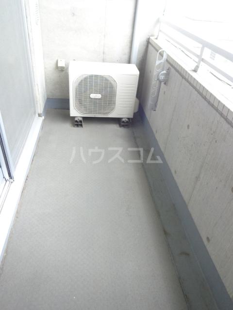 ピアビル 3-D号室のバルコニー