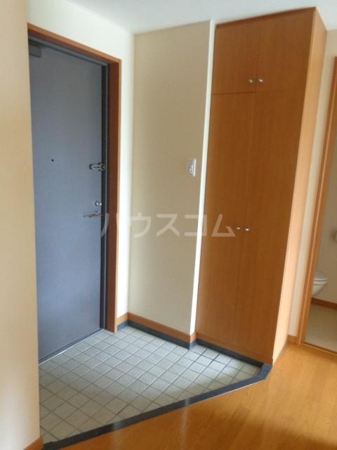 ピアビル 3-D号室の玄関