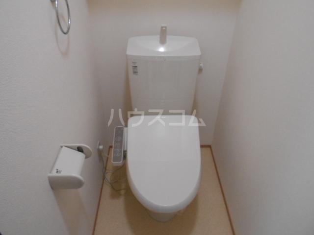 Mandarino Pesca 101号室のトイレ