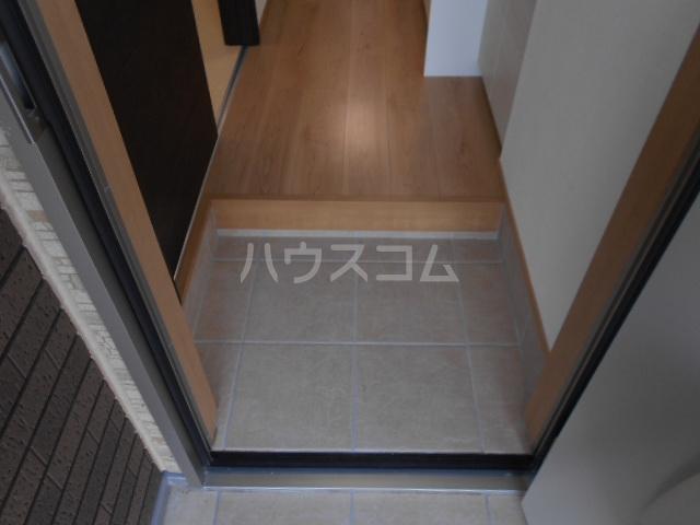 Mandarino Pesca 101号室の玄関