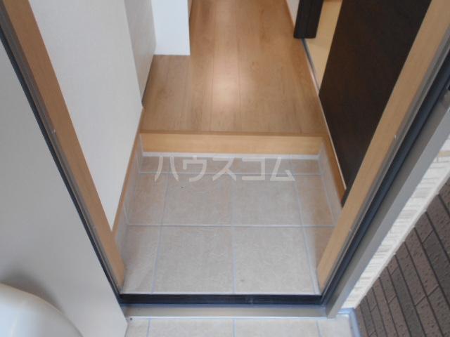 Mandarino Pesca 102号室の玄関