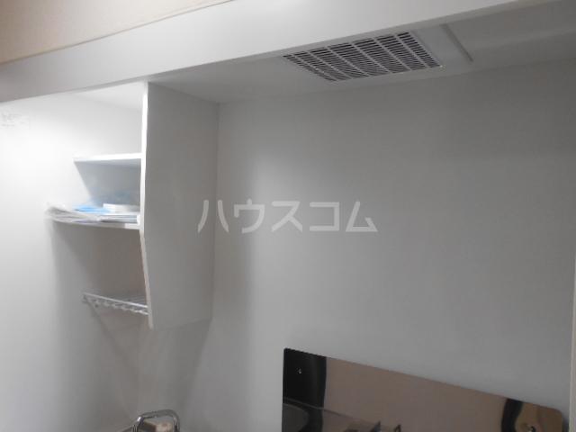 Mandarino Pesca 103号室の収納