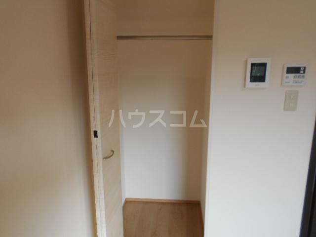 Mandarino Pesca 105号室の収納