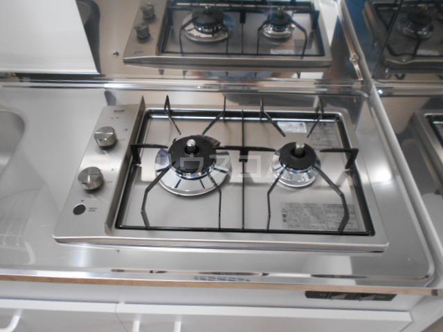 Mandarino Pesca 105号室のキッチン