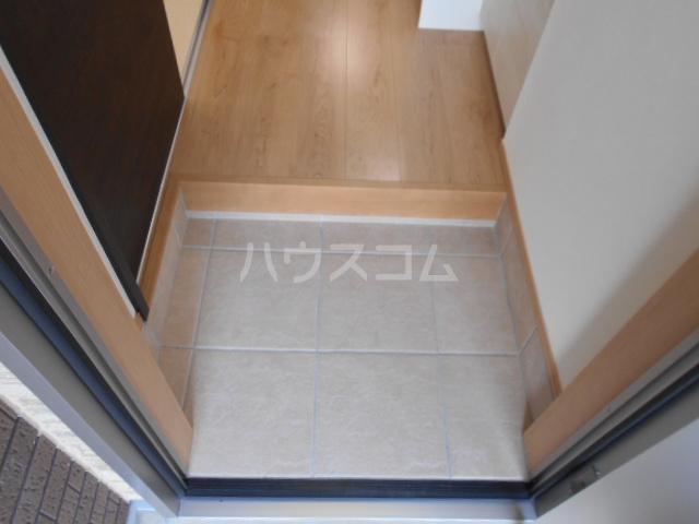 Mandarino Pesca 105号室の玄関
