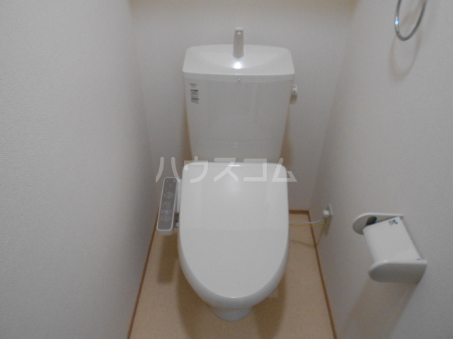 Mandarino Pesca 106号室のトイレ