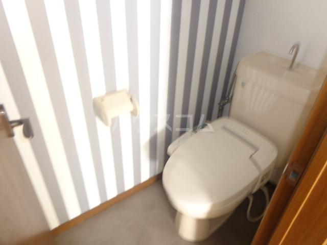 おざわハイツ 203号室のトイレ