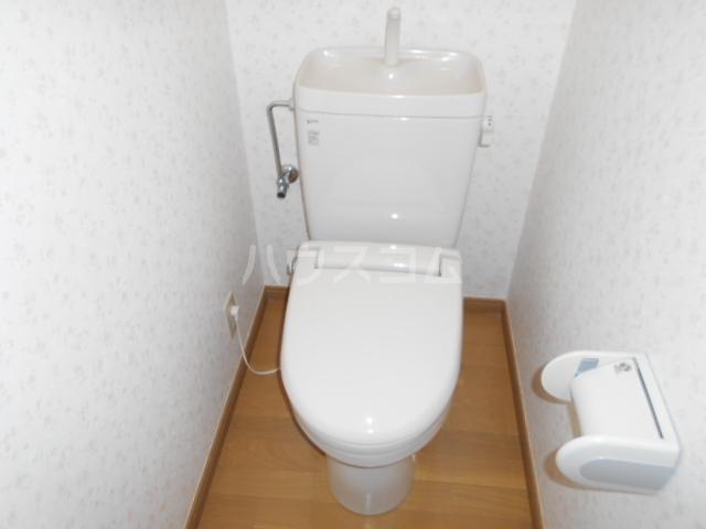 ラジュニールⅢ 202号室のトイレ