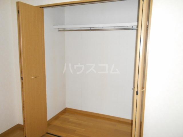 ラジュニールⅢ 202号室の収納