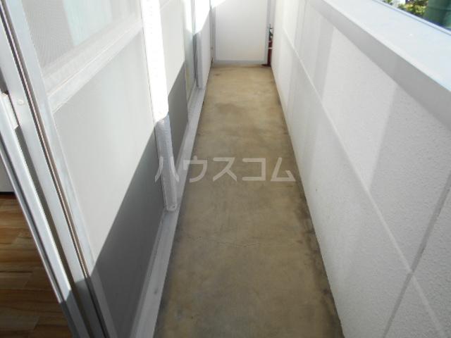 櫻井ハイツ 203号室のバルコニー