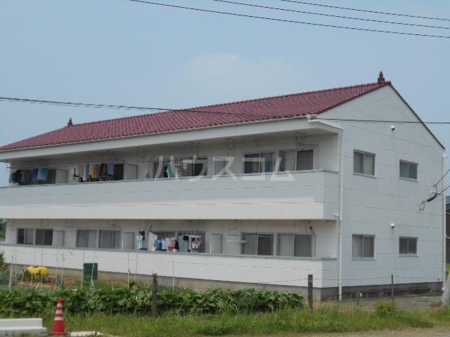 櫻井ハイツ 203号室の外観