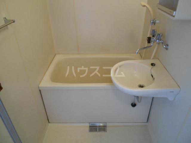 櫻井ハイツ 203号室の洗面所