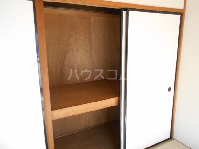 櫻井ハイツ 203号室の収納