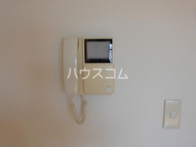 レシェンテ・M 202号室のセキュリティ