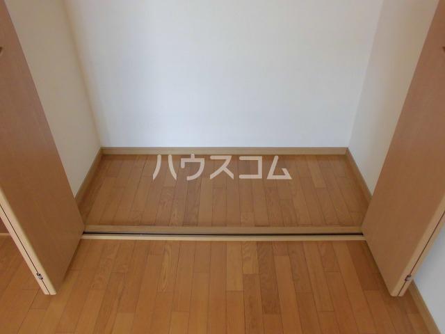 レシェンテ・M 202号室の収納