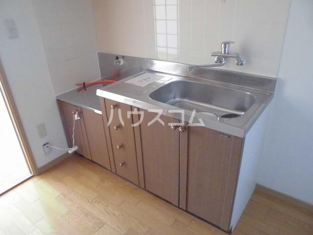 レシェンテ・M 202号室のキッチン