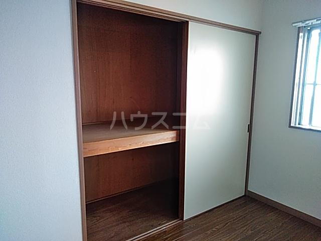 いづみマンション 205号室の収納
