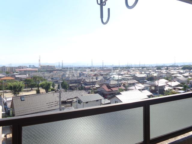 シャトレM 602号室の景色
