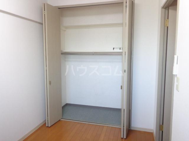 シャトレM 602号室の収納